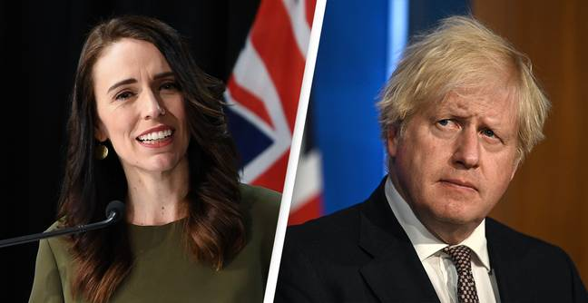Jacinda Ardern Says Level Of Death Proposed By Johnson Would Be 'Unacceptable'