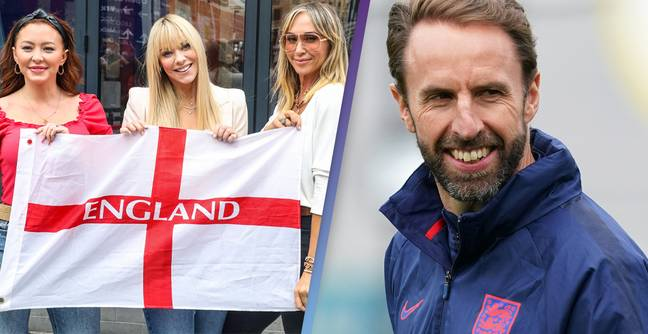 Atomic Kitten Record 'Southgate You're The One (Football's Coming Home Again)'