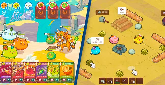 Pegular People Are Making Serious Money Playing A Cute Video Game In The Philippines