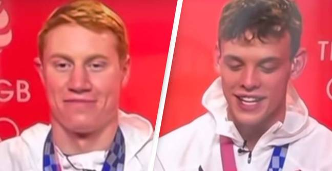 Olympic Interviewer's 'Third Leg' Blunder Has The Internet In Tears