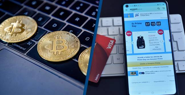 Bitcoin Price Surges Over Amazon Crypto Payment Speculation