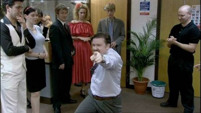 Still from The Office (BBC Worldwide)