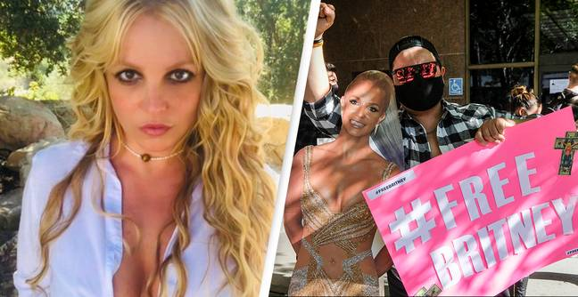 Britney Spears Calls Out Those 'Who Never Showed Up' In Blistering Post