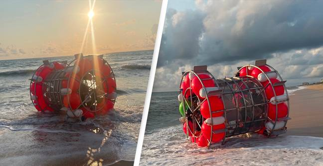Man Washes Up Ashore After Attempting 'Bubble' Run From Florida To Bermuda