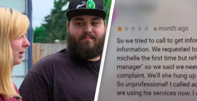 Couple Sued For $112,000 After Leaving One Star Reviews