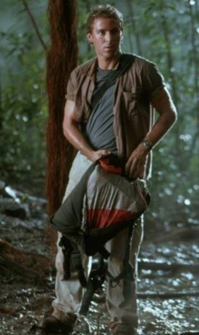 still from Jurassic Park 3 (Universal Pictures)