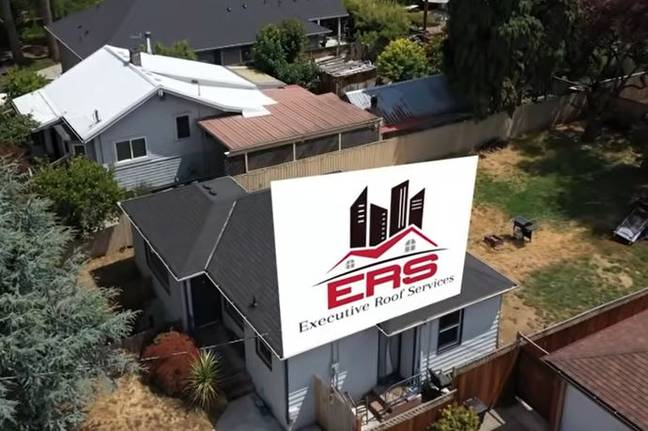 Executive Roof Services (KGW News)