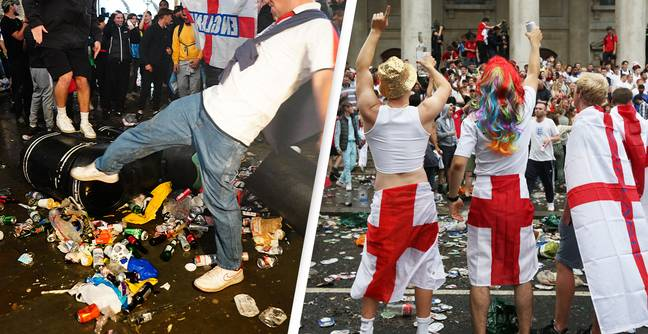 Euro 2020 Was The Worst Football Tournament On Record For Crime, Police Confirm