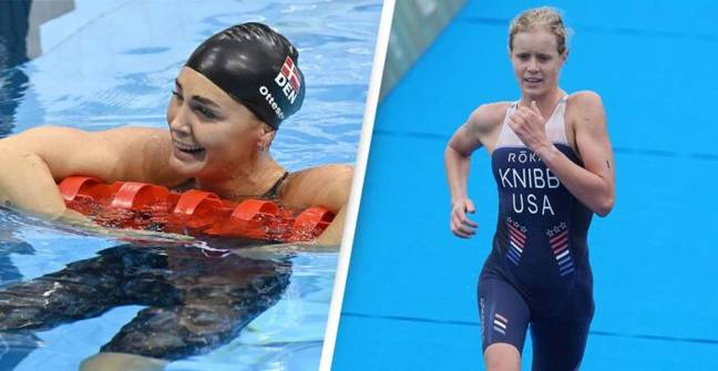 Disgusting Internet Forum Sexualises Photos Of Female Olympic Athletes