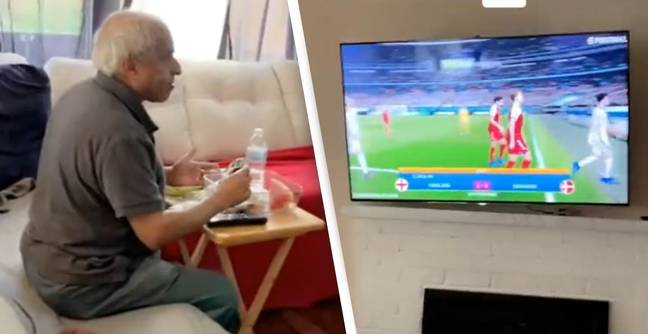 Man Watches Half Of FIFA Game Thinking It's England Vs Denmark Euro Match
