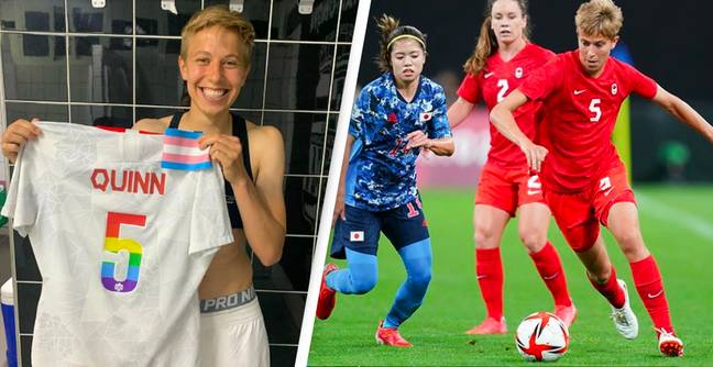Footballer Becomes Olympics First Ever Openly Trans Athlete