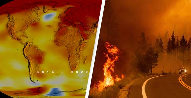 Earth Temperature Could Reach 'Tipping Point' Within Five Years, Study Warns