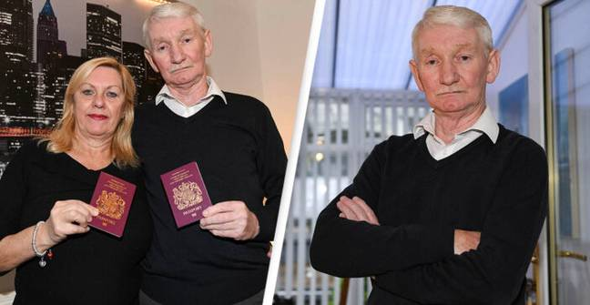 Grandad Banned From USA After He's Mistaken For A Terrorist