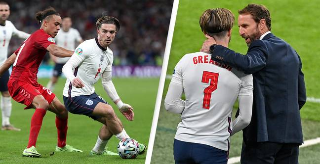 Gareth Southgate Reveals What Jack Grealish Said After Being Subbed Off Against Denmark