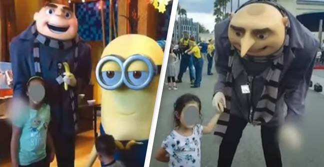 Universal Florida Sued For $30,000 After Despicable Me Gru 'Flashes White Supremacy Sign'