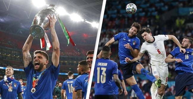 Calls Grow For An England Italy Rematch After 'Biased' Game
