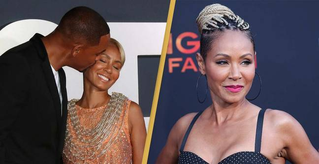 Jada Pinkett Smith Opens Up About Drug Abuse