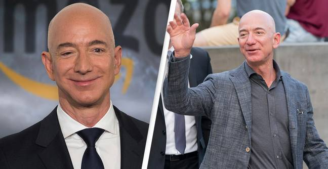 Jeff Bezos Officially Retires With Twice As Much Money As The Entire British Monarchy
