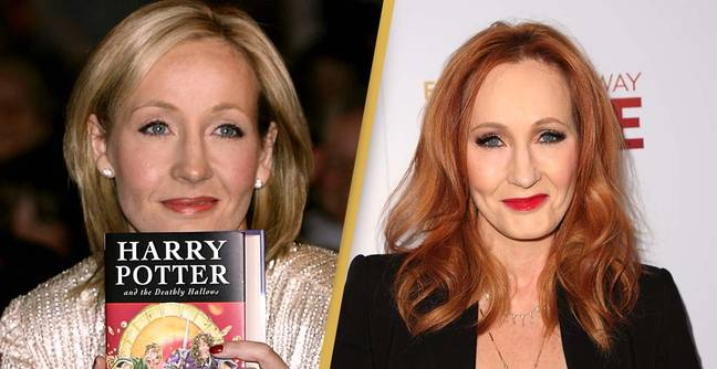 JK Rowling Reveals Why She Didn't Publish Harry Potter Books Under Her Full Name