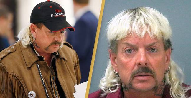 Court Rules Tiger King Star Joe Exotic Be Resentenced