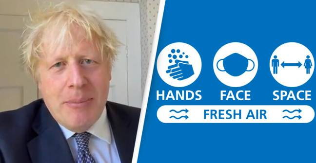 Boris Johnson's Plea For Everyone To 'Stick To The Rules' Labelled 'Beyond Parody'
