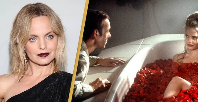 Mena Suvari Shares 'Weird' Kevin Spacey Encounter On American Beauty Set