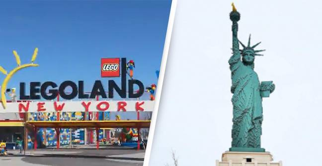 Huge Lego-Themed Hotel Set To Open In New York