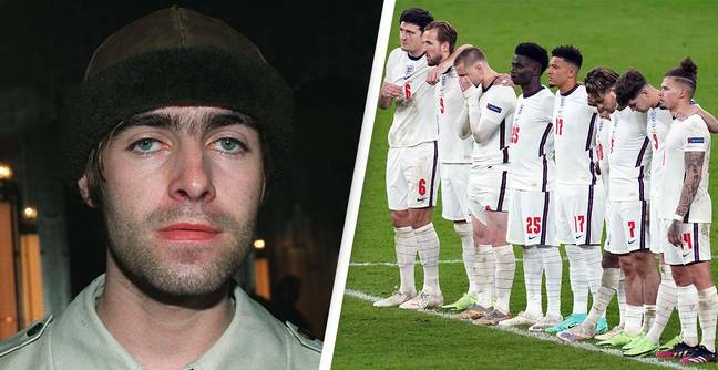 Liam Gallagher Says He Is' Zen As F**k' In Statement About England Loss