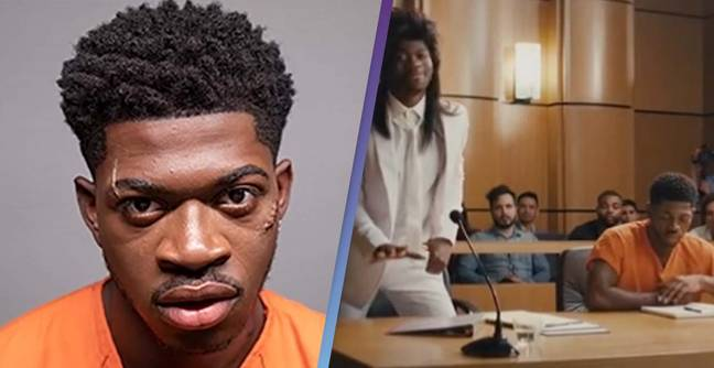 Lil Nas X Sentenced To 5 Years In Prison For Being Gay In New Music Video
