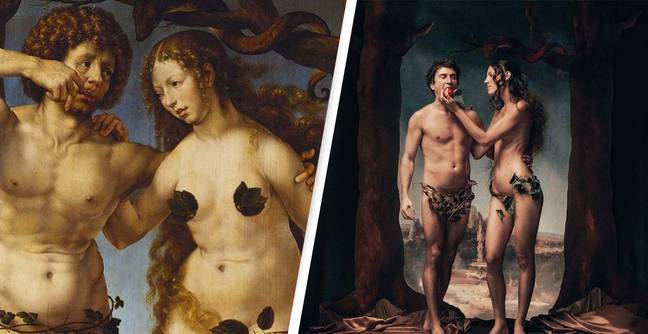 Pornhub Being Sued By The Louvre For Recreating Famous 'Kinky' Works Of Art