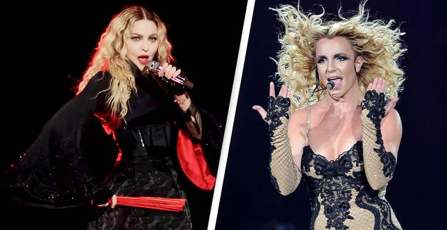 Madonna Blasted For Comparing Britney Spears' Conservatorship To Slavery