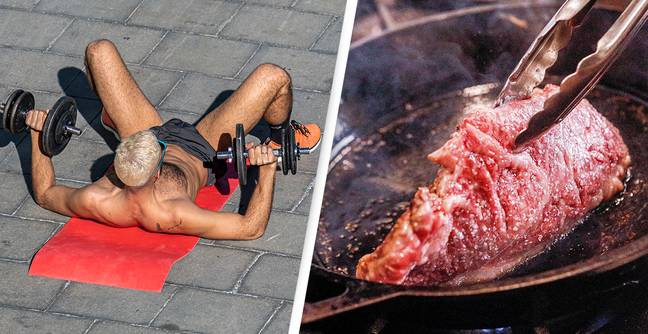 Men Eat Meat To Feel More Manly, Study Says