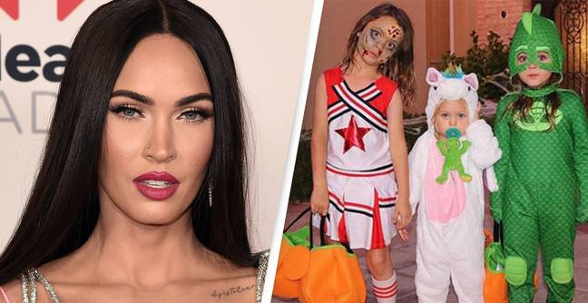 Megan Fox Hits Back At Critics After 8-Year-Old Son Told 'Boys Don't Wear Dresses'