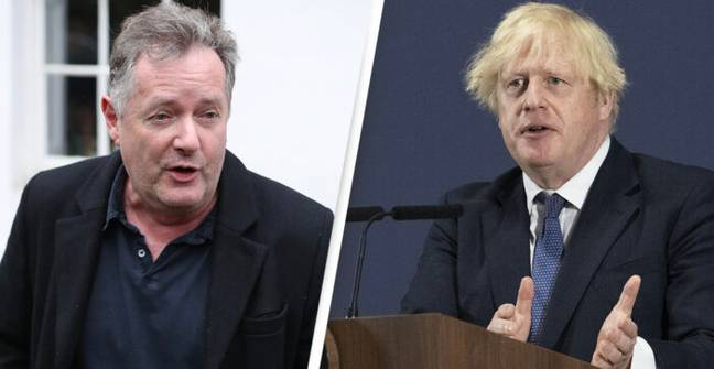 """Piers Morgan Skewers The 'Nonsense Of """"Freedom Day"""" After Johnson Isolation U-Turn"""