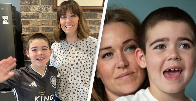 Mother Urges Government To Allow Wider Prescriptions Of Cannabis For Her 9 Year Old Son