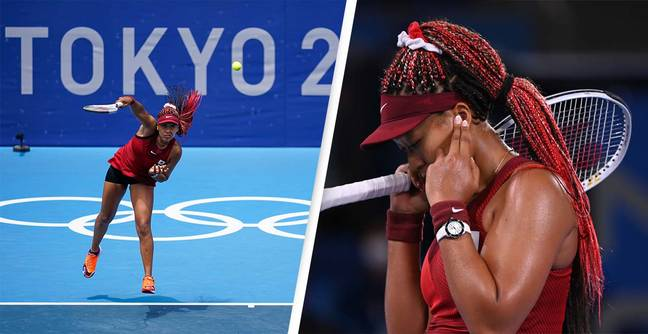 Naomi Osaka Speaks Out Following Shock Olympics Exit
