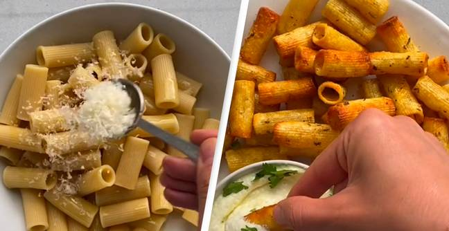 People Are Turning Pasta Into Chips And Foodies Don't Know How To Handle It