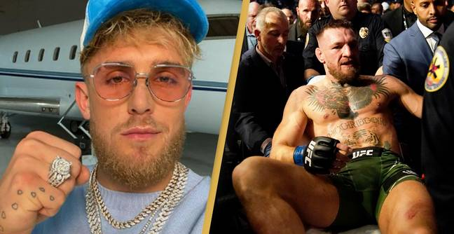 Jake Paul Brutally Mocks Conor McGregor After First Round Defeat To Dustin Poirier