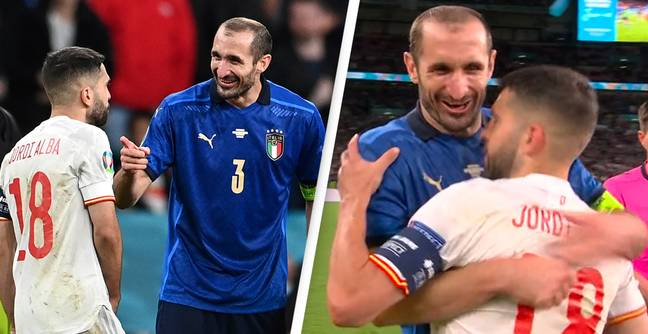 Italian Captain Accused Of Pre-Penalty Shoot Out Mind Games