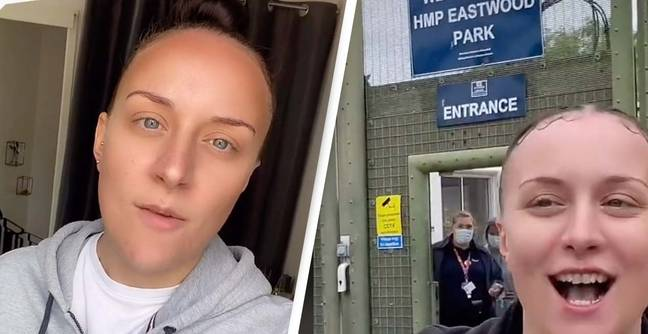 Woman Candidly Reveals What Life Was Like In Prison