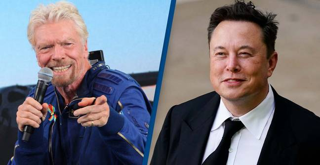 Richard Branson And Elon Musk Mocked For Seemingly Normal Kitchen Photo
