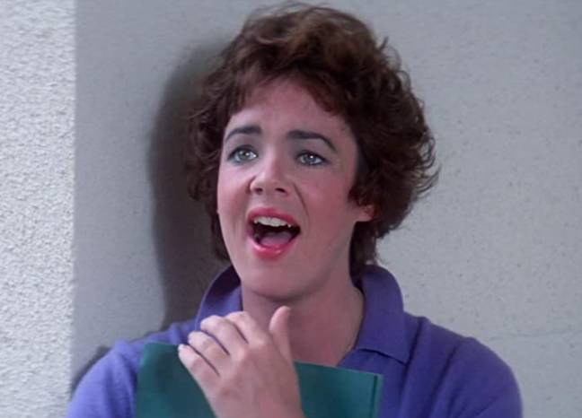 Rizzo in Grease (Paramount Pictures)
