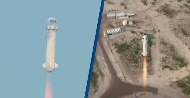 Everyone Is Saying The Same Thing About Jeff Bezos' Space Rocket
