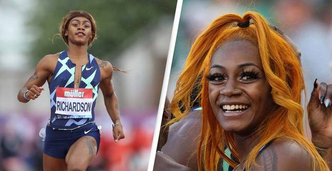 US Sprinter Sha'Carri Richardson Tweets After Being Banned From Olympic Games For Positive Marajuana Test