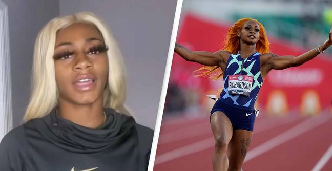 Sha'Carri Richardson Says She 'Failed You All' In Heartfelt Statement Following Olympic Suspension