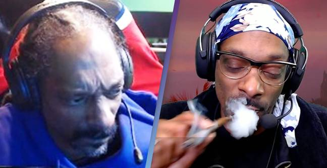 Snoop Dogg Accidentally Live-Streams Himself In Silence For An Entire Hour