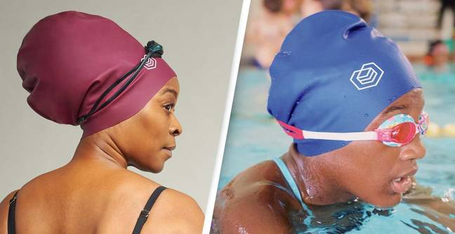 Olympic Ban On Swimming Hats Designed For Afro Hair Being Reviewed Following Backlash