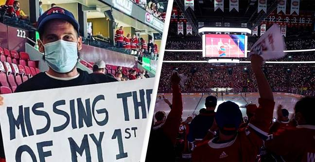 Outrage After Man Brags About Missing The Birth Of First Child For Stanley Cup Final