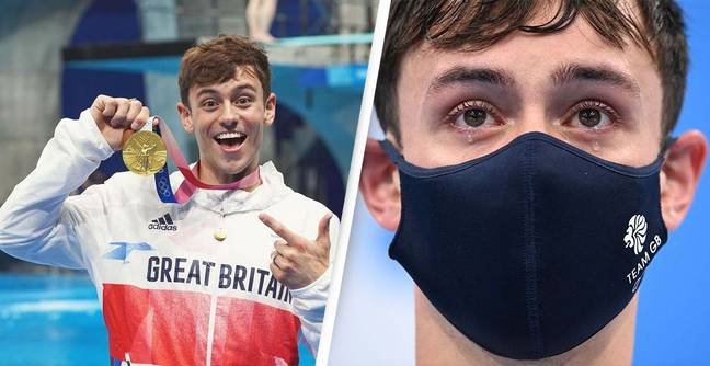 Tom Daley 'Incredibly Proud' To Be 'A Gay Man And Olympic Champion'
