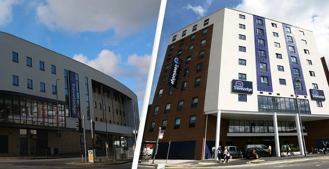 People Are Only Realising What The Travelodge Logo Actually Is